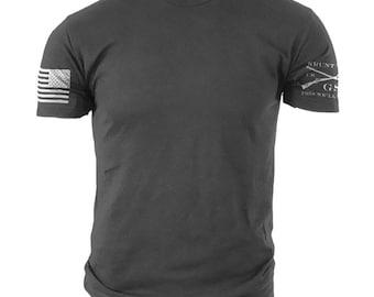 Heavy Metal Basic graphic t-shirt