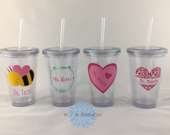 Personalized Tumblers - Personalized Cups - Personalized Insulated Cup