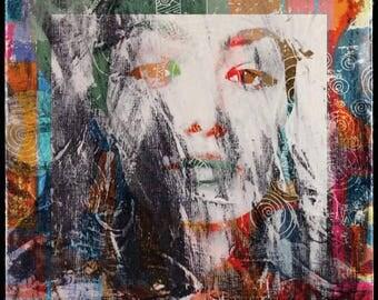 personalisierte Portraits, Kunst vom Foto auf Bestellung, digitaler Download, Geschenksportrait, Hochzeitsfoto als Kunstwerk