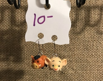 Disney Lion King tsum earrings