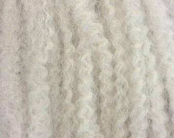 Marley Braid Kanekalon Hair Extensions, 600 Silvery Snow