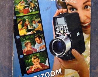 1961 SEARS Camera Catalog