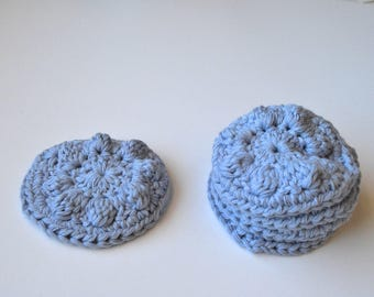Eira : reusable face scrubbies and make up remover pads