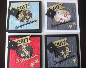 Graduation Card Grad Card 2017 Boy or Girl