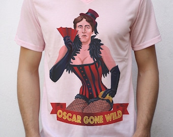 Oscar Gone Wilde T shirt