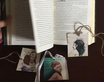 Mini studies/bookmarks