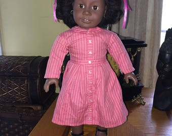 Preowned American girl doll Addy