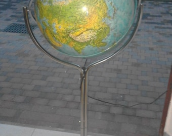 Globe light years ' 70-Istituto Geografico De Agostini