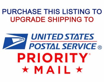 Shipping Priority Upgrade