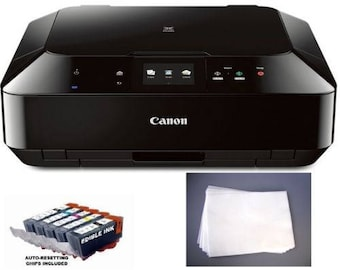 Edible Printer Kit - Canon Printer Edible Paper Edible Ink