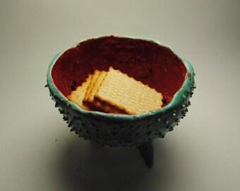 Prickly bowl