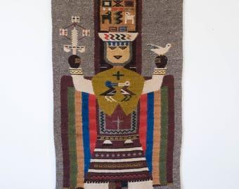 Native American Wall Hangings native weaving | etsy