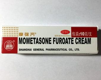 One Mometasone Furoate Cream 10g exp. 2019/02 Eczema Psoriasis Rash Inflammation