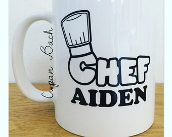 Chef Cook Ceramic Mug