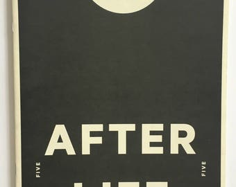 Hydrochloric Zine #5: After Life