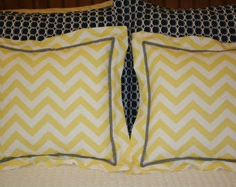 Flanged Pillow Sham Cover