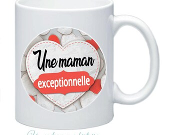Mug mum mother birthday customizable cadeau_ #5