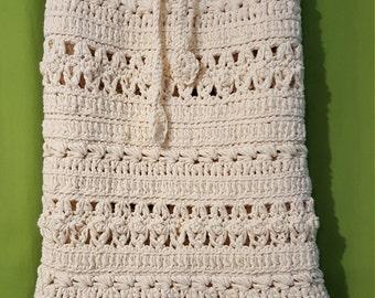Handmade Crochet Skirt
