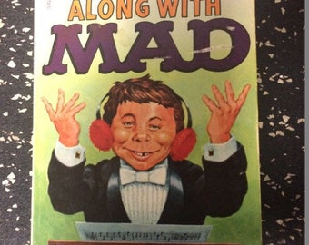 Sing Along With Mad Book