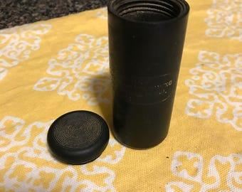 Vintage Superdux Waterproof Match Safe Holder