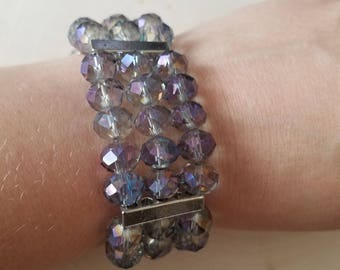 Lavender Sparkle Bracelet
