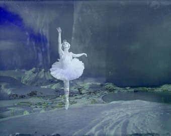Ballerina on Ice