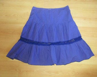 Skirt Sessun purple size 40 to-56%