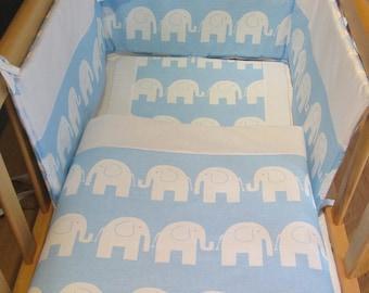 Babies Elephants Nursery Sets