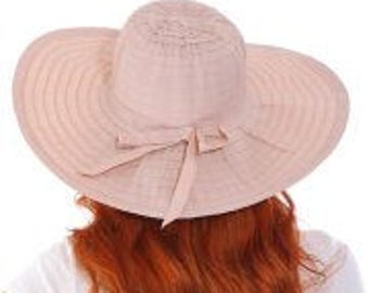 custom monogrammed sun hat