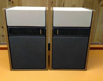 Vintage Bose 301 Series ll Stereo Speakers