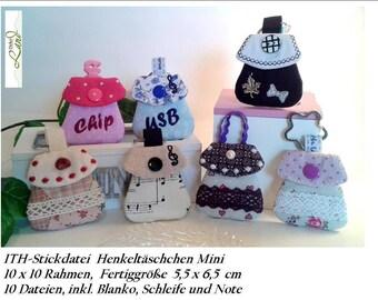 Handle bag mini