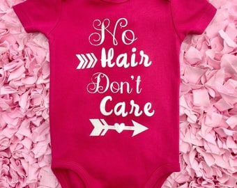 No Hair Don't Care!