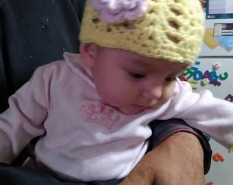 Crocheted Baby Bennie
