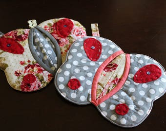 Butterfly Shaped Oven Mitt