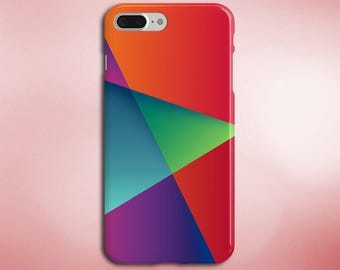 Geometric Pyramid Case for iPhone 5, 6, 6+, 7, 7+ and Samsung Note 5, s6, s7 Edge, s7