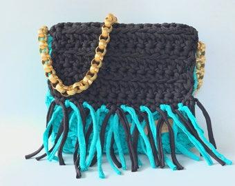 Handmade Clutch Bag