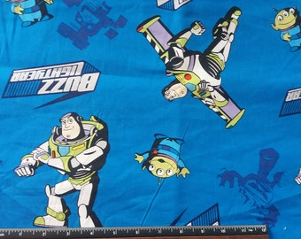 Buzz Lightyear fabric