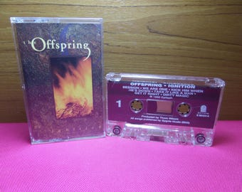 The offspring - ignition - cassette tape