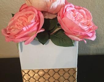 Flower Hatbox