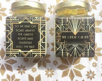 The Great Gatsby Chanel No.5 Scented Soy Candle