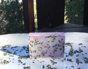 Soothing lavender and Grapefruit soap, organic, essential oil soap, for bedtime, gift