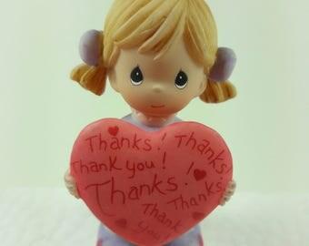 Precious Moments Enesco – Thank You – Resin Figurine Style #300149