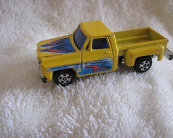 Vintage Die-Cast Pick-up Truck 1980's