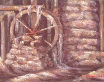 Yates Mill Wheel, Raleigh, NC