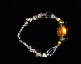 glass/plastic beads beautiful colours