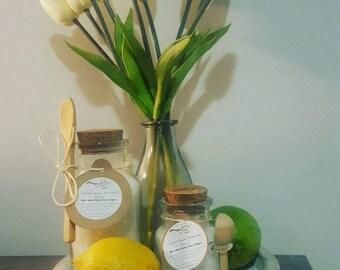 Bath Salts. Organic, Vegan, Natural ingredients.