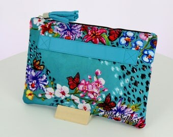 Spring Clutch Bag