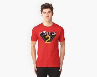 Mother 2 / Earthbound Shirt