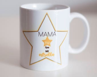 Mother's Day Cup star