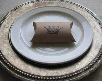 Royal Crown - Pillow Boxes (20)